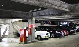 契約立体駐車場